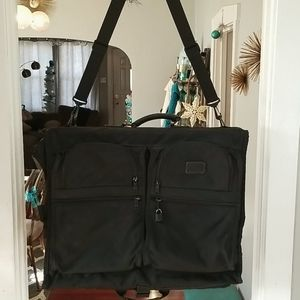 Tumi Alpha Mens Bi Fold Garment Bag